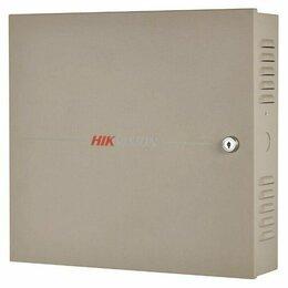 Системы Умный дом - Сетевой контроллер СКУД hikvision ds-k2602, 0