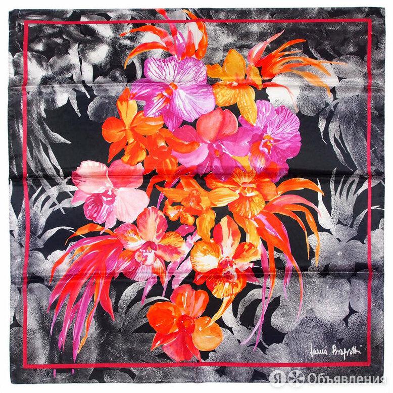 Классический головной платок для стильных Laura Biagiotti 821546 по цене 4200₽ - Шарфы, платки и воротники, фото 0