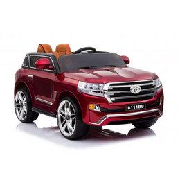 Электромобили - Детский электромобиль TOYOTA B111BB с дистанционным управлением, 0