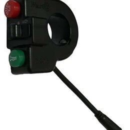 Велосумки - Блок клавиш фар, сигнала, поворотников для электросамокатов Kugoo (DK-15), 0