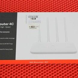 Проводные роутеры и коммутаторы - Wi-Fi роутер xiaomi Mi WiFi Router 4C, 0