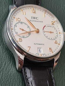 Наручные часы - Наручные часы IWC Portugieser, 0