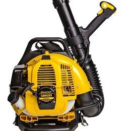 Воздуходувки и садовые пылесосы - Воздуходувка champion GBR 333 бензиновая, 0