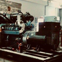 Производственно-техническое оборудование - Дизельный генератор aksa ad 710, 0