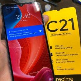 Мобильные телефоны - Realme c 21 64 gb, 0