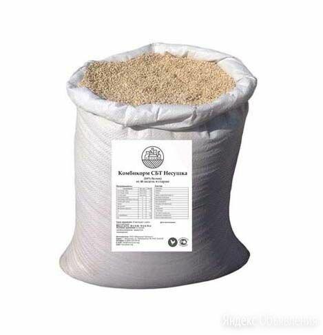 Комбикорм СБТ «Несушка» для кур-несушек 20 кг по цене 690₽ - Корма, фото 0