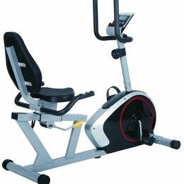 Велотренажеры - Горизонтальный велотренажер sport elite se-620R, 0