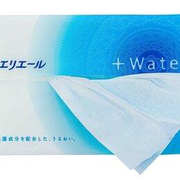 Бумажные салфетки, носовые платки - Elleair Бумажные платочки Water 14шт (в упаковке 4шт) (64), 0