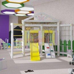 Игровые и спортивные комплексы и горки - Игровой комплекс Савушка Baby club 9 , 0
