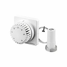 Комплектующие для радиаторов и теплых полов - Термостат Uni FH настенный, с капилярной трубкой 2 м, 0
