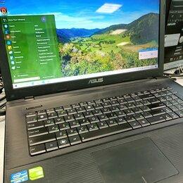 "Ноутбуки - Мощный большой ноутбук. 17,3""/i5/8gb/256gb SSD intel, 0"