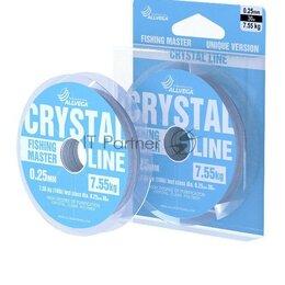 """Защита и экипировка - Леска монофильная Allvega """"fishing Master"""" Crystal 30м 0,25мм  7,55кг  New, 0"""
