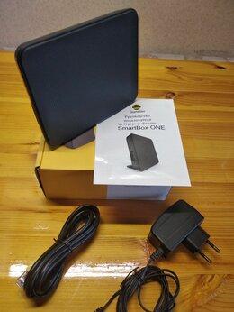 Проводные роутеры и коммутаторы - Wi-Fi роутер Билайн Smart Box One, 0
