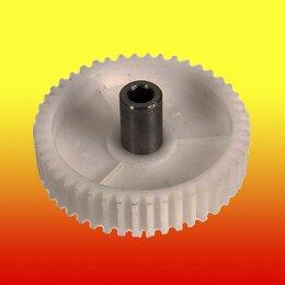 Аксессуары и запчасти - Шестерня привод шнека к электромясорубке MOULINEX, Ø82мм; зуб: 46 прям; H=72мм; , 0