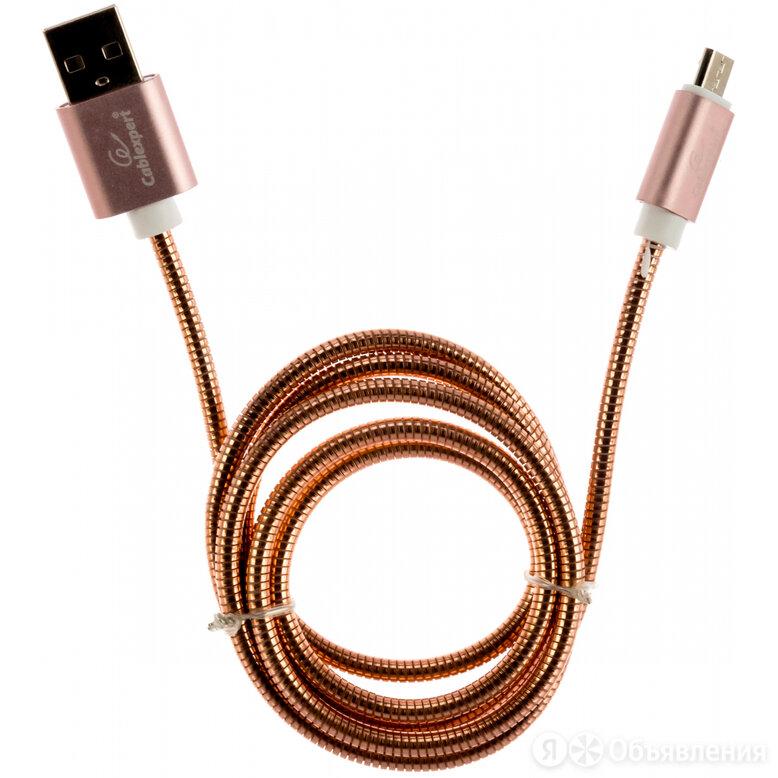 Кабель Cablexpert Gold по цене 309₽ - Кабели и провода, фото 0