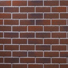 Фасадные панели - Фасадная плитка HAUBERK Баварский кирпич, 0