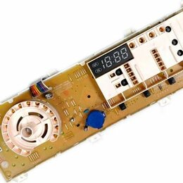 Запчасти к аудио- и видеотехнике - Модуль управления СМА LG силовая часть, EBR79583403+EBR80154511, EBR81244803, 0