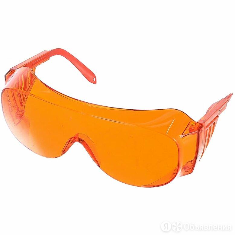 Защитные очки РОСОМЗ О45 ВИЗИОН super 2-2 PС по цене 209₽ - Средства индивидуальной защиты, фото 0