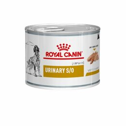 Корма  - Royal Canin Urinary S/O для взрослых собак при мочекаменной болезни, курица, кон, 0