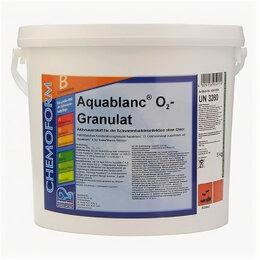 Дезинфицирующие средства - Chemoform Аквабланк О2 гранулированный. Активный кислород для дезинфекции вод..., 0