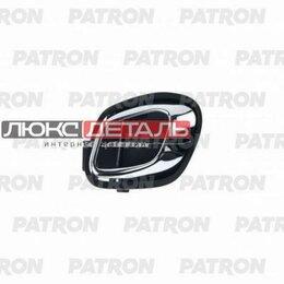 Кузовные запчасти - PATRON P201044L Ручка двери внутр передн лев KIA Ceed 12-18 хром\черн , 0