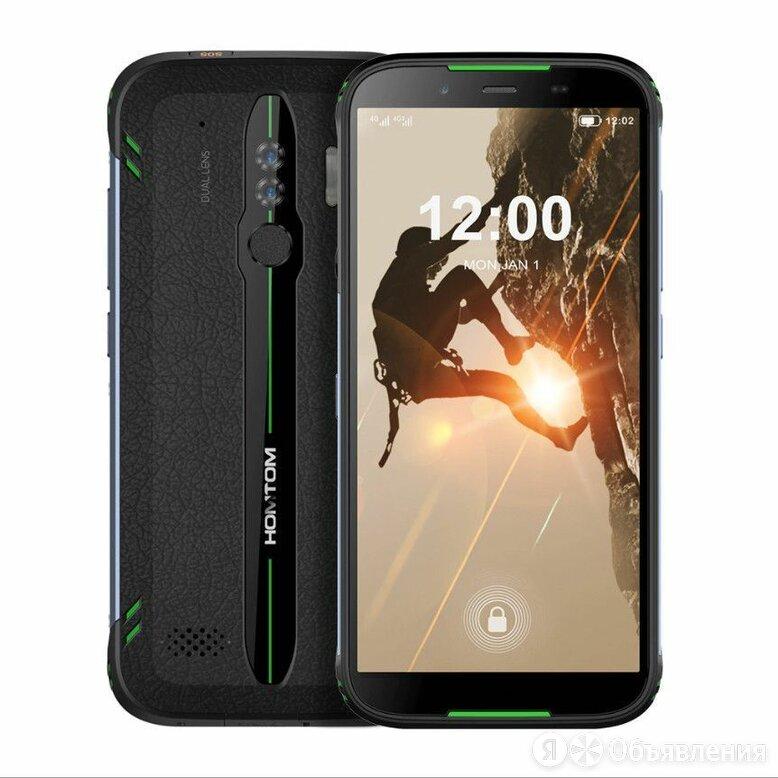 HOMTOM HT80 (NFC) IP68 (новый) по цене 5600₽ - Мобильные телефоны, фото 0