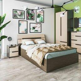 Шкафы, стенки, гарнитуры - Спальный гарнитур Гавана текс, 0