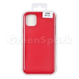 Чехлы - Накладка Vixion для iPhone 11 (красный), 0