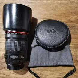 Объективы - Объектив Canon 135mm f/2L USM, 0