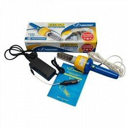 Прочая техника - Бытовая электрическая рыбочистка нож Фермер РЧ 01 электрорыбочистка, 0