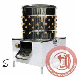 Товары для сельскохозяйственных животных - Перосъёмная машина NT-600WF для кур, бройлеров и уток c подачей воды, 0