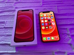 Мобильные телефоны - iPhone 12 64GB Product Red, 0