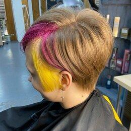 Спорт, красота и здоровье - Модное окрашивание волос, 0
