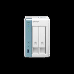 Сетевые накопители - Сетевое хранилище QNAP TS-231P3-2G, 0