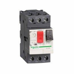 Защитная автоматика - Автоматический выключатель защиты двигателя Schneider Electric ME10 4-6.3А, 0