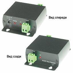 Измерительные инструменты и приборы - SC&T RS001R Повторитель-изолятор интерфейса RS-485, 0