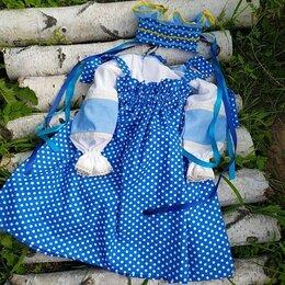 Платья и сарафаны - Народный сарафан для девочки, костюм матрешки, новый, 104-110, 0