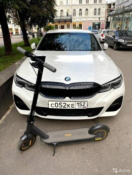 Самокаты - Электросамокат Ninebot KickScooter MAX G30, 0