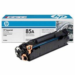 Картриджи - Заправка картриджей HP 285A, 0