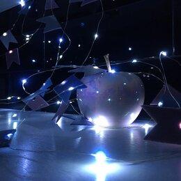 Интерьерная подсветка - светодиодная гирлянда , 0