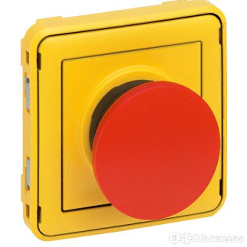 Аварийный выключатель IP55 Legrand Plexo. Желтый по цене 5914₽ - Аксессуары и запчасти, фото 0
