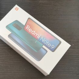 Мобильные телефоны - Смартфон Xiaomi Redmi note 9 , 0