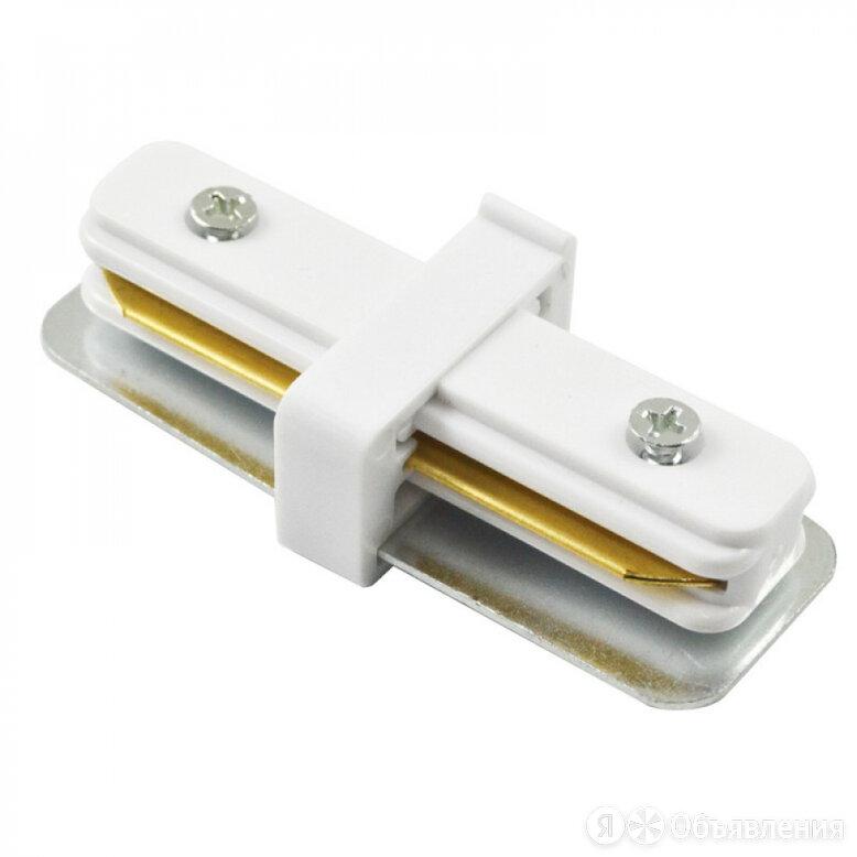 Коннектор для шинопровода-трека ARTE LAMP A130033 по цене 220₽ - Электрические щиты и комплектующие, фото 0