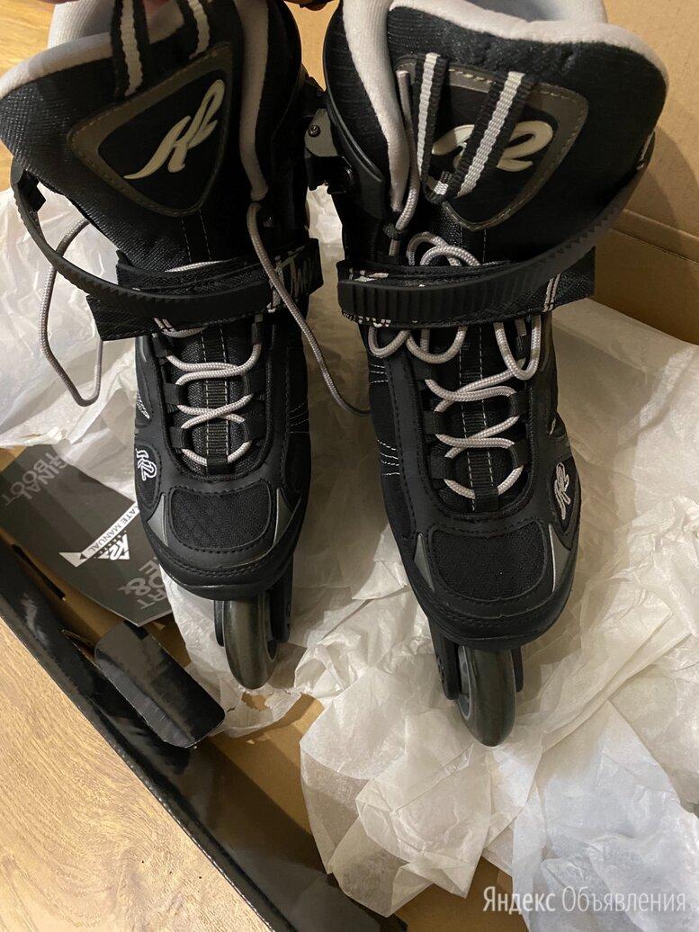 Роликовые коньки женские k2 Athena  по цене 4500₽ - Роликовые коньки, фото 0