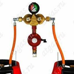Элементы систем отопления - Газобалонная установка GOK 4 баллона, 0
