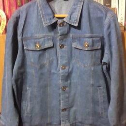 Куртки - Джинсовая куртка , 0