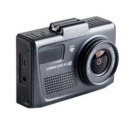 Автоэлектроника и комплектующие - Видеорегистратор SilverStone F1 HYBRID UNO A12 Z Wi-Fi (гарантия 12мес), 0
