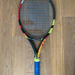 Ракетки - детская теннисная ракетка Babolat aeropro junior 26 ROLAND GARROS, 0
