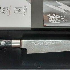 Ножи кухонные - Нож для тонкой нарезки 15 см, серия Zen, YA35516, YAXELL, Япония, 0