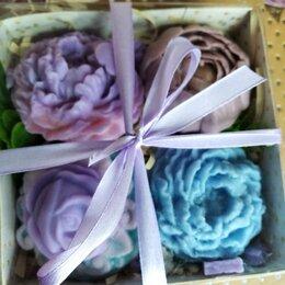 Мыло - Красивая упаковка  мыла ручной работы из мыльной основы, 0
